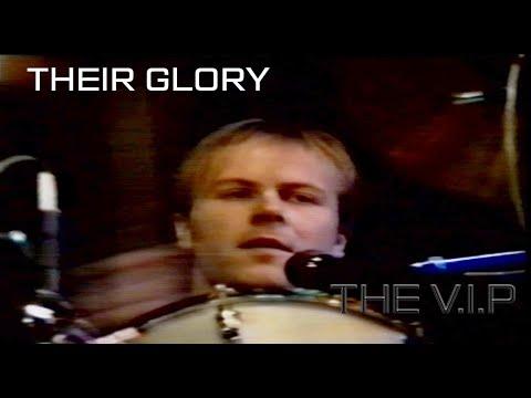 THE V.I.P - THEIR GLORY © 1979 THE V.I.P™ (Prague Live 28.2.1990)