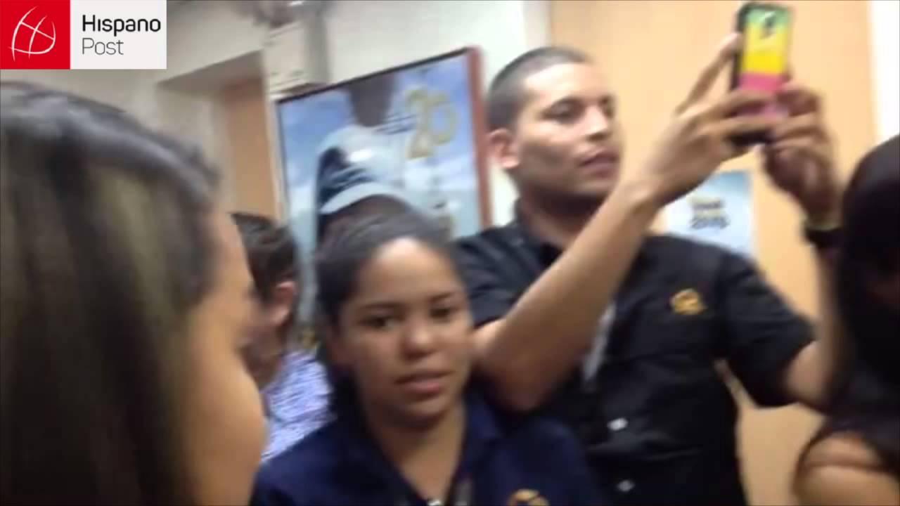 Empresario venezolano Lorenzo Mendoza ovacionado por trabajadores de Globovisión