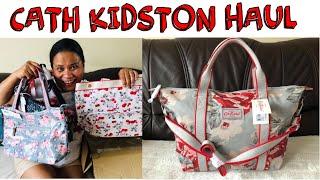 UNBOXING HAUL : Cath Kidston Collection   Glenda Vlog