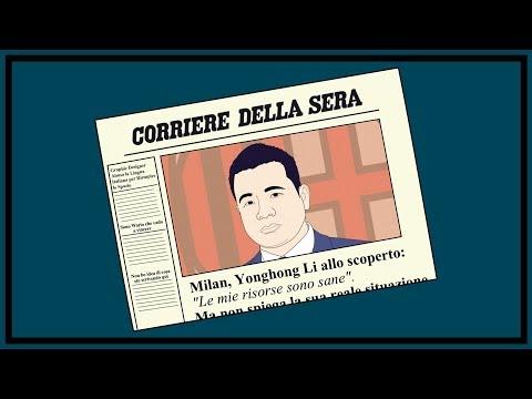 AC Milan's Li Yonghong & Silvio Berlusconi | Meet The Owners