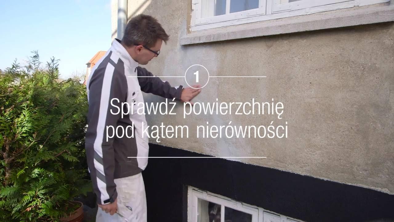 Naprawa punktowa i malowanie ścian murowanych - Flügger uczy i radzi