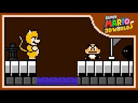 Pom Pom (8-Bit Remix) - Super Mario 3D Land - смотреть