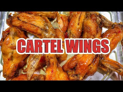 Cartel Wings - PROKLATĚ SPÁLENÉ KUŘE!
