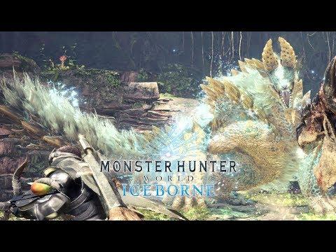 Monster Hunter World: Iceborne - Zinogre Trailer thumbnail