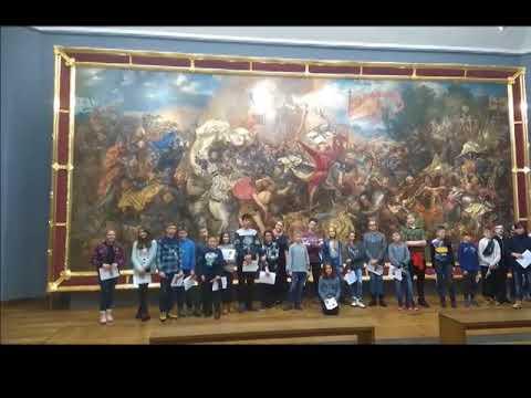 Wycieczka Szkolnego Kółka Historycznego do Warszawy