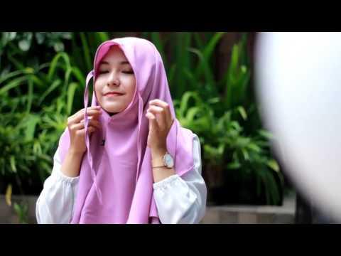 Video Tutorial Hijab - Hijab Instan - Simple Hijab - Fatimah Instan