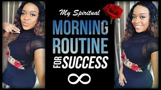 Morning Ritual for Everyday Success - The Routine that Tripled My Income
