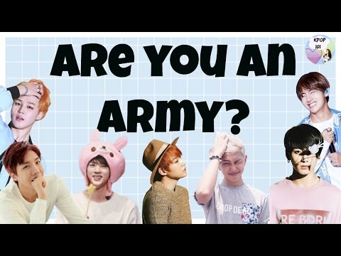 Download Are You an Army? (BTS Trash) l BTS Quiz Mp4 HD Video and MP3