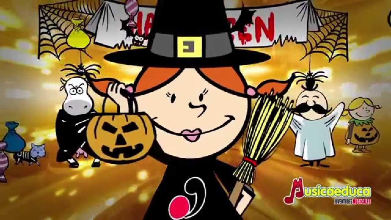 Halloween Truco o Trato - Canción Infantil