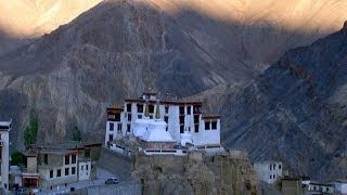 preview picture of video 'Lamayuru Gompa - Place of Freedom. Episode 6-3min'