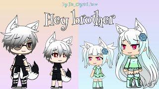 Hey brother GLMV (Jackson's past)