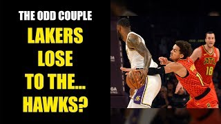 Chris Broussard & Rob Parker: Lakers lose to...the Atlanta Hawks?