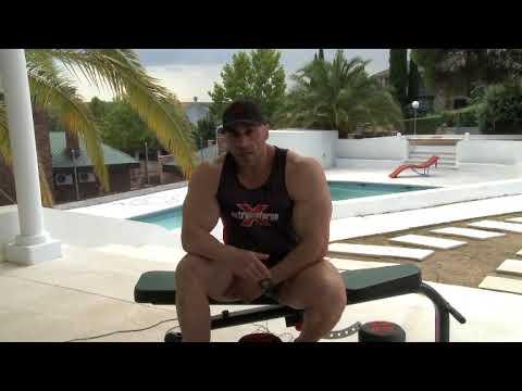 Interview Roberto del Amo. IFBB Master Bodybuilding