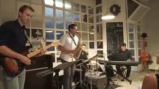 Video Martin Rufer Quartet - Mercy + Outro jam