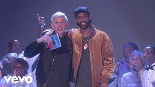 Big Sean - Moves (Live From The Ellen DeGeneres Show)