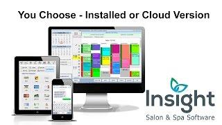 Insight Salon Software video
