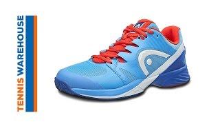 Ανδρικά παπούτσια τένις Head Nitro Pro video