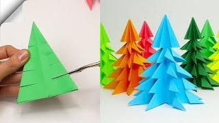 DIY Christmas Tree | Christmas Crafts Christmas Tree