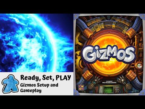 Ready, Set, PLAY - Gizmos Setup and Gameplay