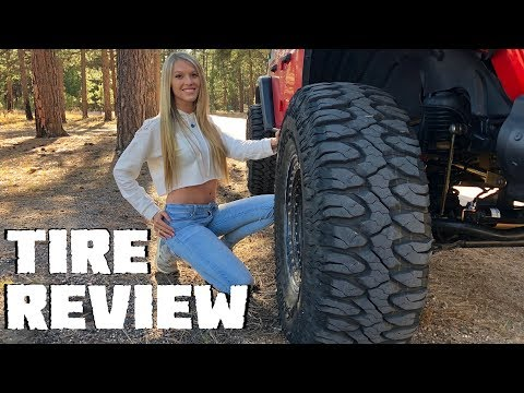 Official Tire Review for the Milestar Patagonia M/T