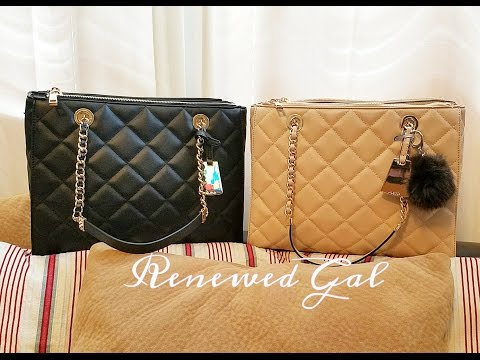 ALDO Brand: Katty Tote Bag (Chanel GST inspired ??)