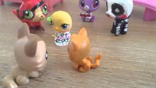 Lps what is Olivia Oliver and Freddy and his friends up to today short film