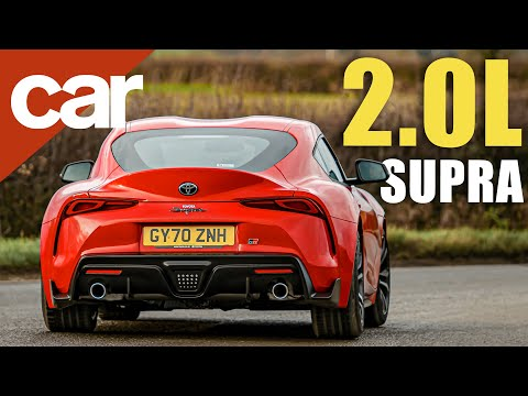 Toyota GR Supra 2.0 video review: better than the 3.0-litre?