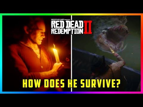 7 Times Where Arthur Morgan Survives Fatal Injuries In Red Dead Redemption 2! (RDR2)