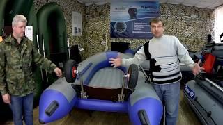 Транцевые колеса тк24п для лодок с нднд