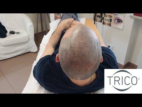 Maschere per crescita di capelli da farina