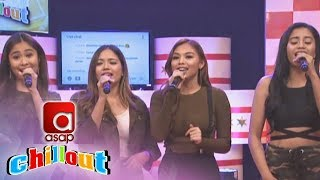 ASAP Chillout:  After 5 sings 'Babalik'