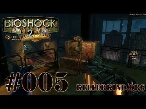Bioshock 2 [HD|60FPS] #005 - Spaß im Vergnügungspark ★ Let's Play Bioshock 2
