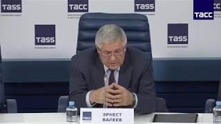 Пресс-конференция в ТАСС. Инфофорум-Югра