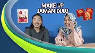 Make Up Lebaran dengan Produk Make Up Jadul