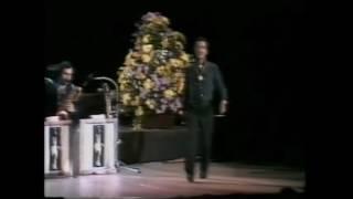 Sammy Davis Jr  What Kind of Fool Am I (ending & bows)