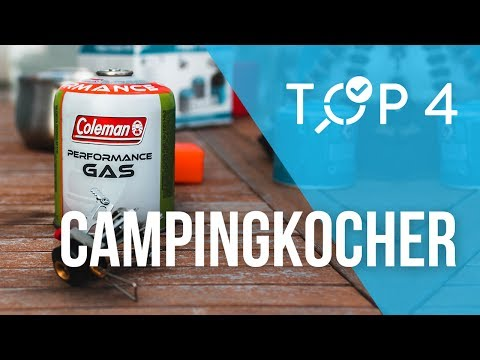TOP 4: Die besten Campingkocher im Vergleich