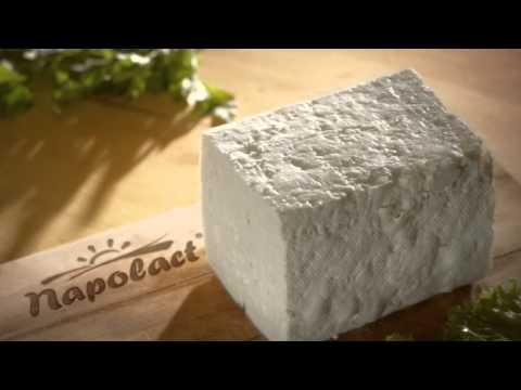 Napolact - Telemea Huedin in saramura