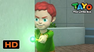 Tayo English Episodes l Green Wizard Asura l Tayo Episode Club