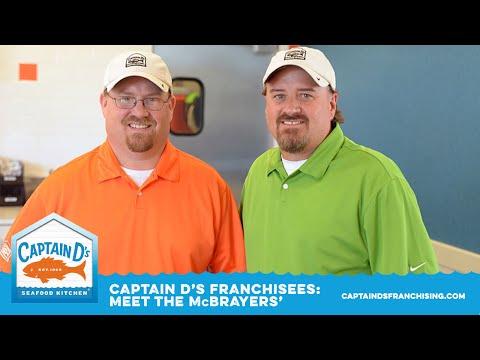 , title : 'Captain D's franchisees: Meet the McBrayers'