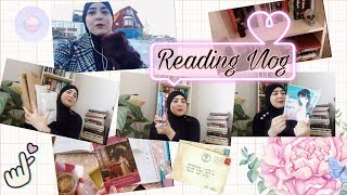 Reading Vlog 26/11-2/12 (ALL THE KPOP COMBACKS & ANGELS OF DEATH)