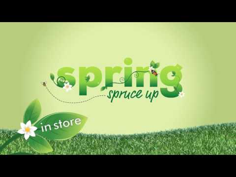 Spring Spruce Up