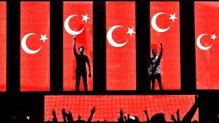 Arem Ozguc B2B Arman Aydın   BBB TOUR İSTANBUL @DROPS ONLY  VOLKSWAGEN ARENA