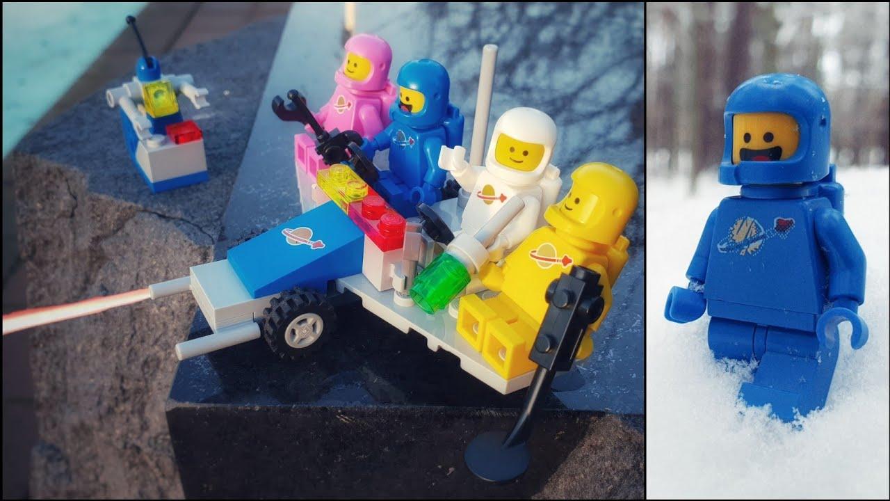 Benny's Space Squad Alternative Build (LEGO MOC)