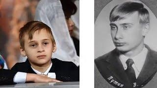 СЫН ПУТИНА и КАБАЕВОЙ - ДМИТРИЙ/SON of PUTIN and KABAEVA - ПЕРВЫЕ ФОТО СЫНА В.В.ПУТИНА