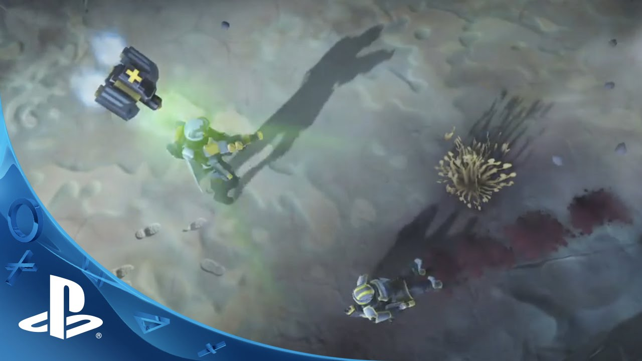 Helldivers Reinforcement DLC Deploys Today for PS4, PS3, PS Vita
