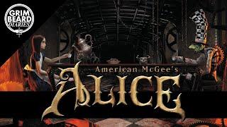 Grimbeard Diaries - American Mcgee