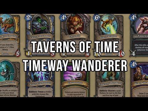 Taverns of Time - Timeway Wanderer