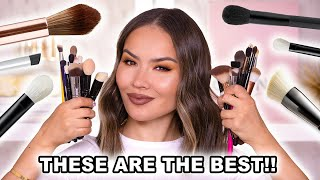 THE BEST MAKEUP BRUSHES & HOW TO USE THEM   Maryam Maquillage