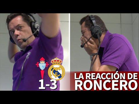 CELTA 1-3 REAL MADRID | Roncero creyó que el golazo de Kroos lo metió el Celta | Diario AS