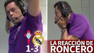 Escuchó gol y se temió lo peor, pero cuando vio que fue tras un disparó lejano de Kroos la emoción se apoderó de Roncero. Así reaccionó al debut del Madrid.  Disfruta de la mejor actualidad deportiva en nuestra web!: http://www.as.com  No olvides suscribirte a nuestro canal: https://www.youtube.com/user/DIARIOAScom  Y síguenos en nuestras redes sociales:  Facebook: https://www.facebook.com/as Twitter: https://twitter.com/diarioas Instagram: https://www.instagram.com/diarioas